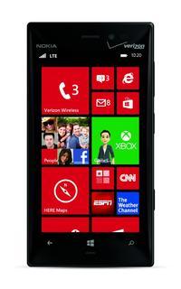 "Nokia Lumia 928 - smartphone z 4,5"" ekranem i modemem LTE"