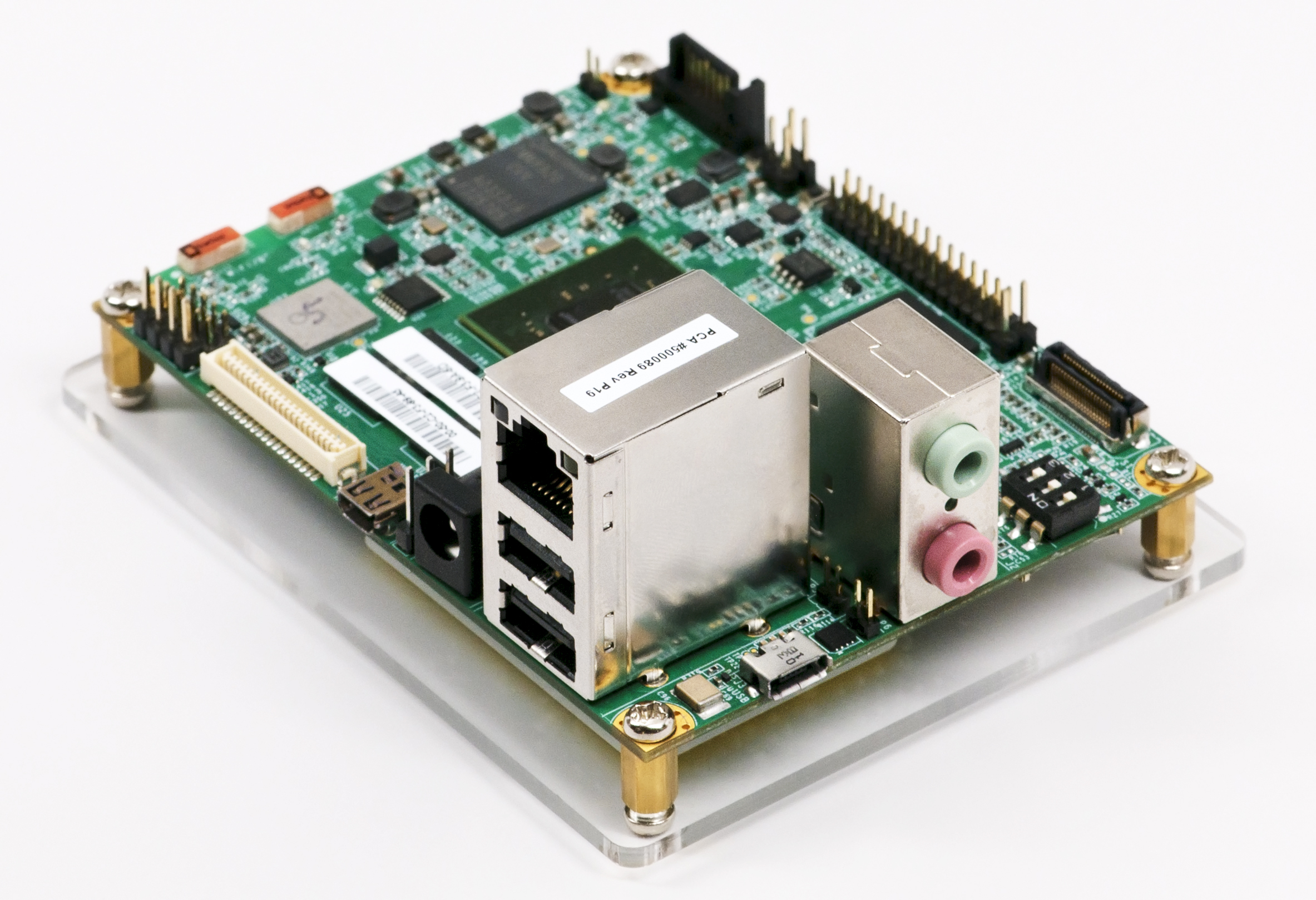 Wparcie dla ubuntu i fedora na p�ycie rozwojowej IFC6410 (Snapdragon 600)