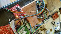Sterownik grzałki platformy drukarki 3D z sterowaniem fazowym