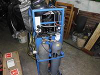Wózek na spawarki i remont migomatu Einhell
