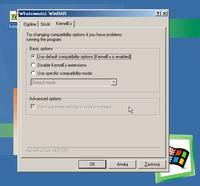 KernelEx 4.5.2 - Uruchamianie program�w dla Windows XP/Vista na Windows 95/98/Me