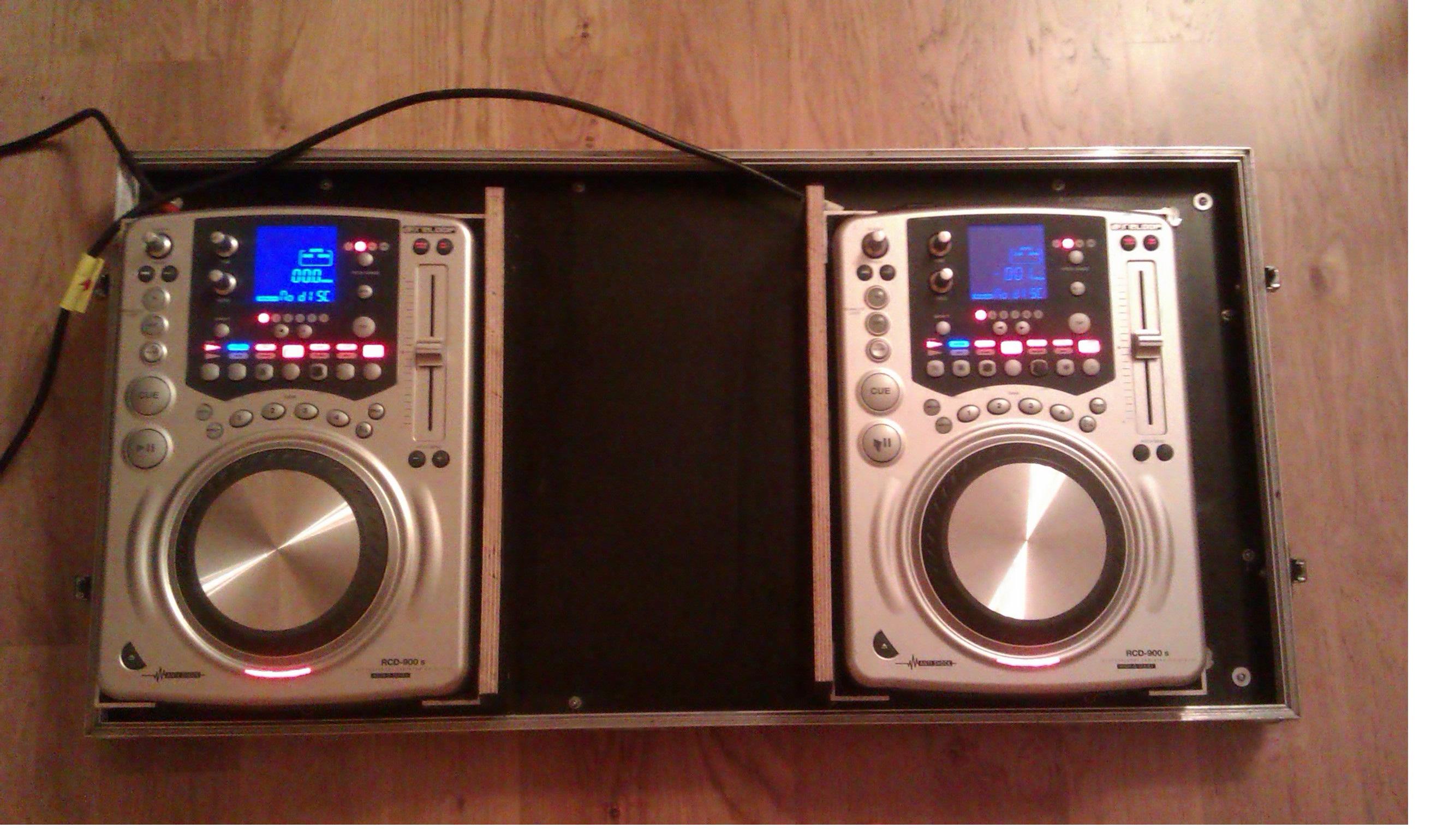 [Sprzedam] 2x RELOOP RCD 900s + Case