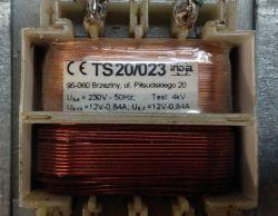 Moduł przedwzmacniacza stereo z trój-punktową regulacją barwy dźwięku (2xNE5532)