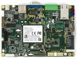 IQ30 - jednopłytkowy komputer z Snapdragon 660, DIDO i CANBus