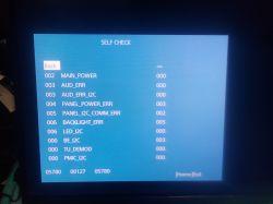 TV SONY KDL 40WE660 - złe kolory