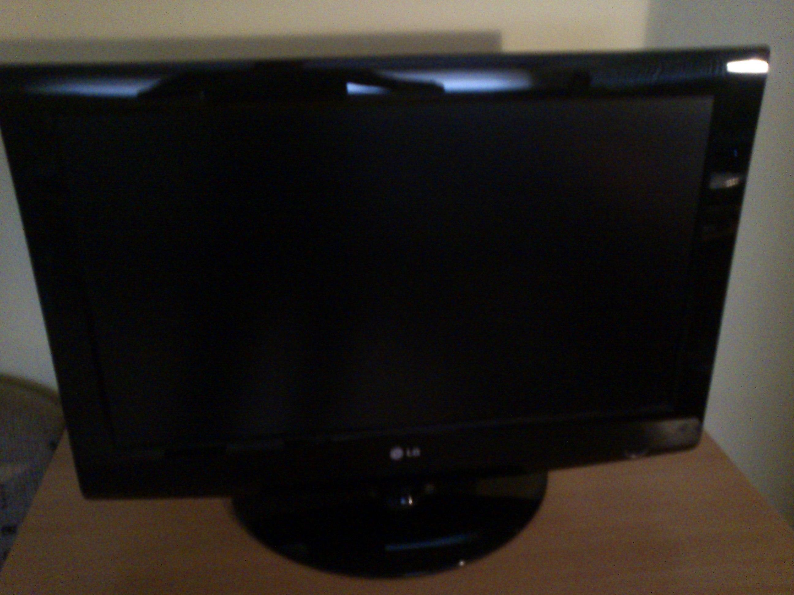 [Sprzedam] Telewizor LG 32Lg300 - uszkodzona matryca.
