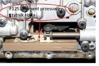 A8 d3 4.2 v8 - 6hp26 czujnik położenia f125 tryb awaryjny skrzyni automatycznej
