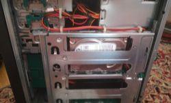 Fujitsu Obudowa - Wymiana karty graficznej w obudowie Fujitsu-Siemens
