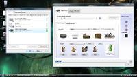 (spdif -coaxial) Laptop Acer 5737z ---> głośniki Logitech z906 5.1