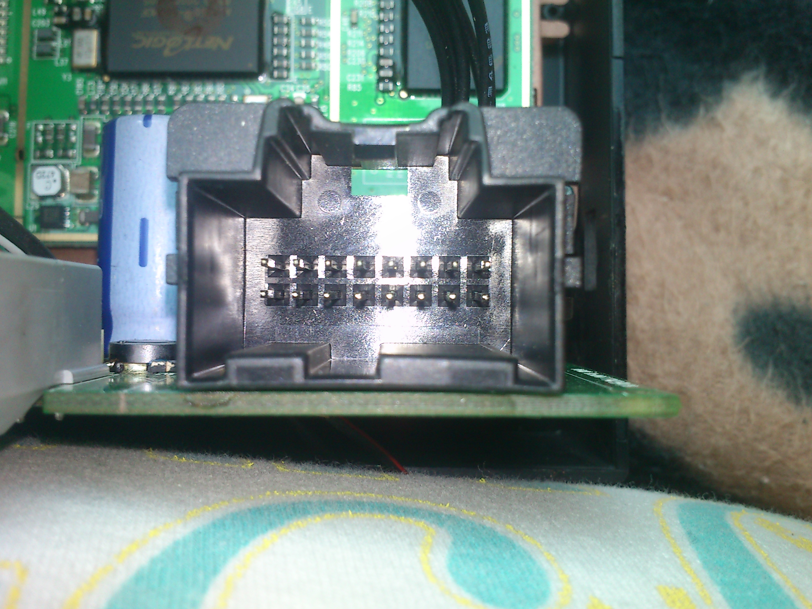 Nawigacja Daewoo NVO-10D008 jak to pod��czy�?