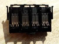Epson XP205 - Styki karetki tuszy wyłamane