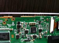 GoClever Tab A73 - Nie ładuje, spalony układ