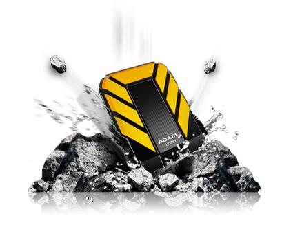DashDrive Durable HD710 - wzmocniony dysk zewnętrzny HDD od A-Data