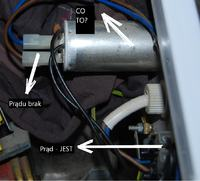 Pralka Polar PDP885 - nie załącza się