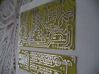 Cynowanie płytek drukowanych stopem niskotopliwym we wrzątku