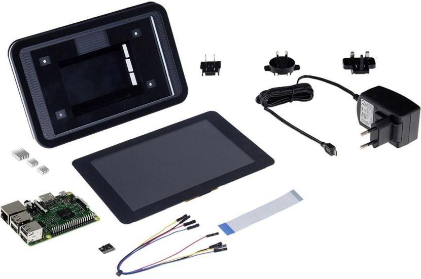 Jak zbudować własny tablet? Zestaw startowy Raspberry Pi 3
