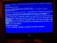 Problem z włączeniem komputera