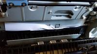 Nasuatec mpc 2050 - Nie pobiera papieru zs kasety 2 i podajnika recznego
