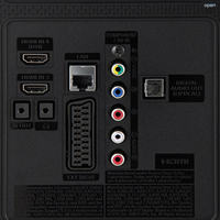 Samsung UE48H6400 - Brak dźwięku przez głośniki zewnętrzne