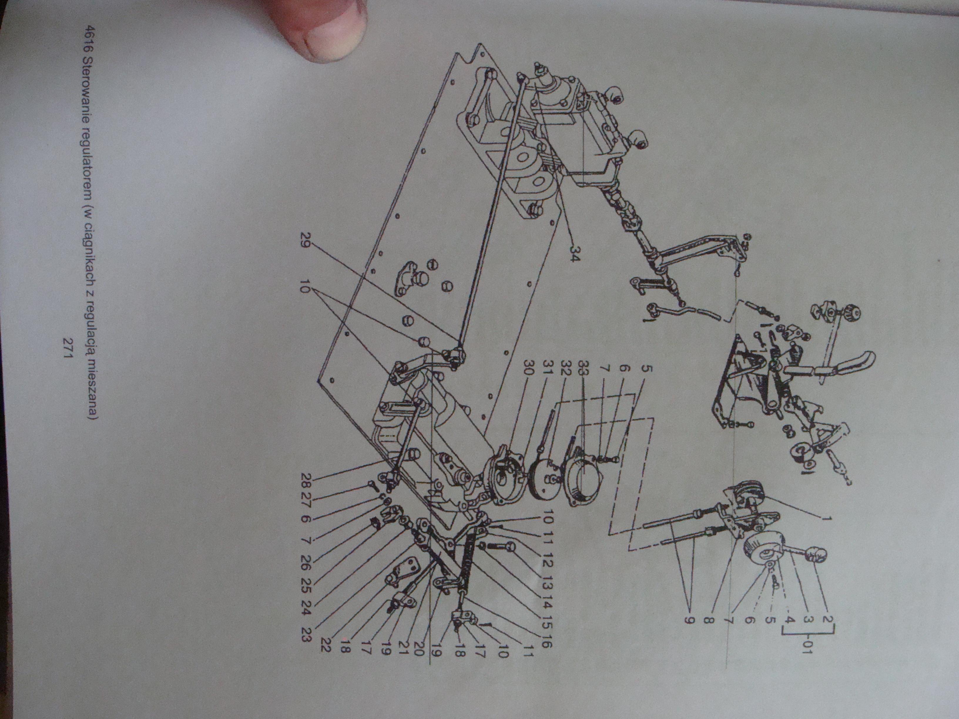 mtz 82 '94  -  regulator si�owy a raczej jego brak.