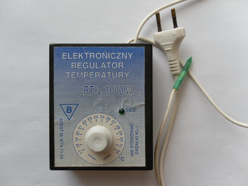 [Sprzedam] Regulator temperatury / termostat RT-2