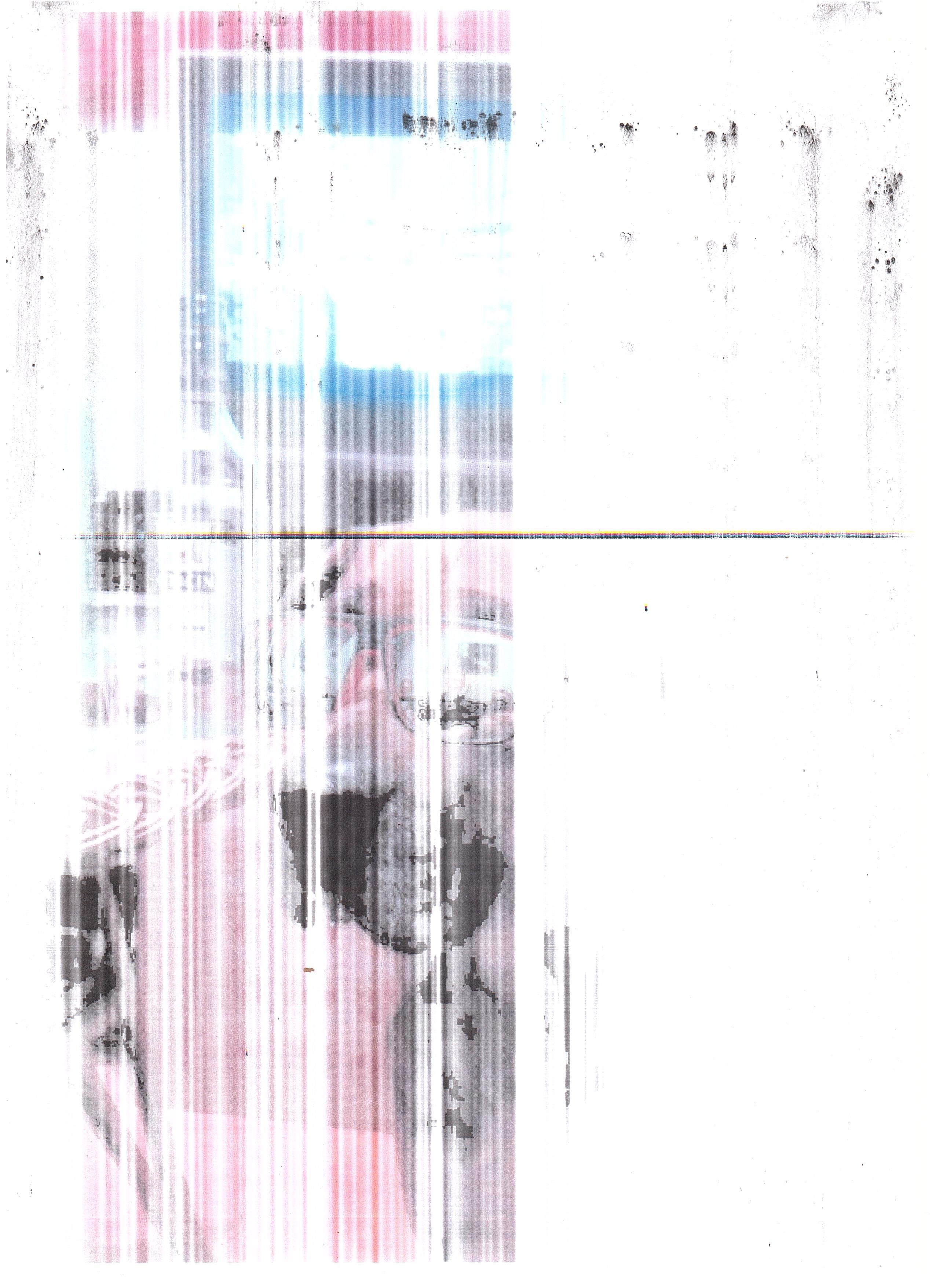 Samsung clx-3180 - Paski pionowe i poziome