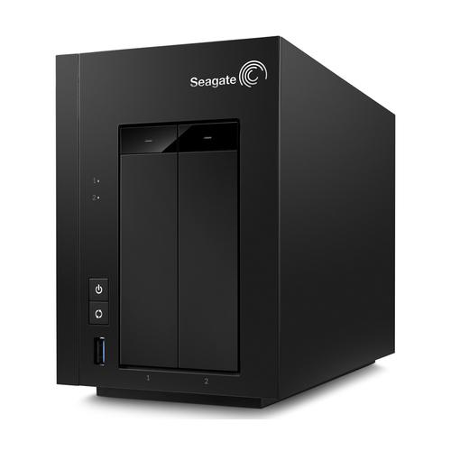 Seagate NAS - nowa seria 2- i 4-dyskowych serwer�w NAS z NAS OS 4