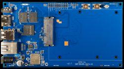 SwiftBoard Data - płyta prototypowa do budowy NAS z RK3328