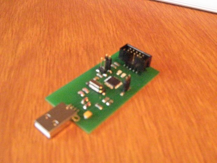 USBasp - programator AVR na USB
