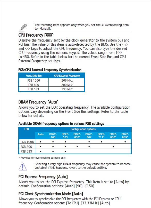 ASUS P5LD2 - wymiana RAM z 533Mhz na 667Mhz - nie bootuje