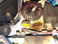 płyta indukcyjna whirlpool acm 702 ne zwarcie podczas gotowania