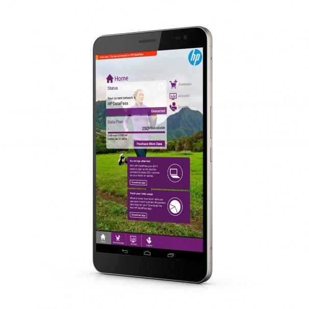"HP Slate 7 VoiceTab Ultra - 7"" tablet z 2GB RAM, LTE, 13Mpix nieoficjalnie"