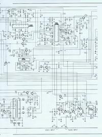 Akai VS 425 EDG - ustalenie typu głowicy antenowej