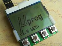 uProg - mały, szybki, przenośny programator AVR z SD