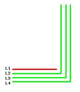 Zewn�trzna ozdoba diodowa (>1000szt. LED)