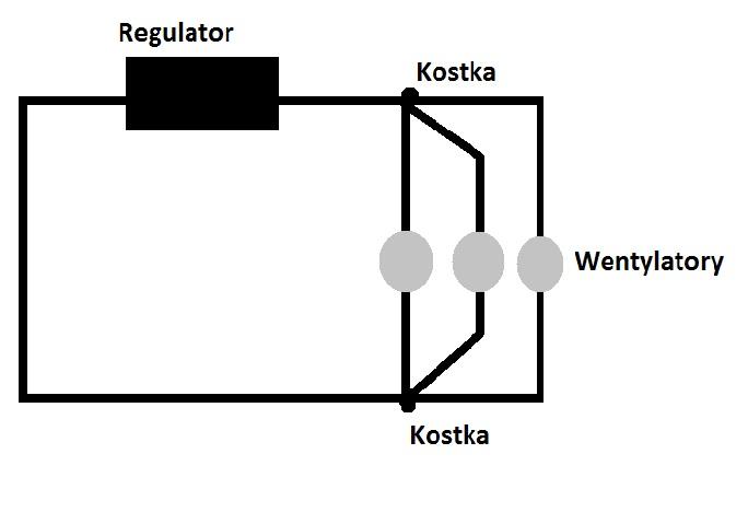 Dospel Euro2 regulacja obrot�w - mo�liwo�� podpi�cia r�wnoleg�ego wentylator�w