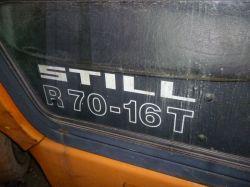 Still R70-16T Gabelstapler - Funktionsprinzip