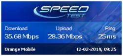 Router podłączony do anteny, sygnał LTE jest a brak internetu nju mobile