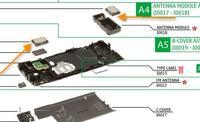 Nokia X2-00 rozkręcenie itp