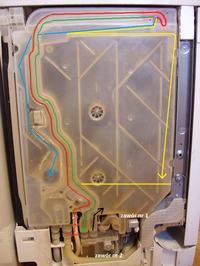 """Zmywarka Bosch SMS50M02EU/01 - Nie działa funkcja """"extra suszenie"""""""
