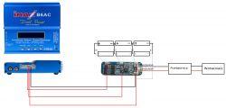 Podłączenie ogniw 18650 do BMS z balanserem