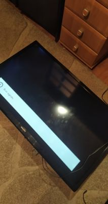 Telewizor Philips 40PFL3107H - nie uruchamia się