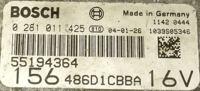 ALFA ROMEO 156 1,9 JTD 16V - Brak 2 biegu wentylatora, b��d P0481