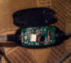 Przejściówka MIDI USB modyfikacja