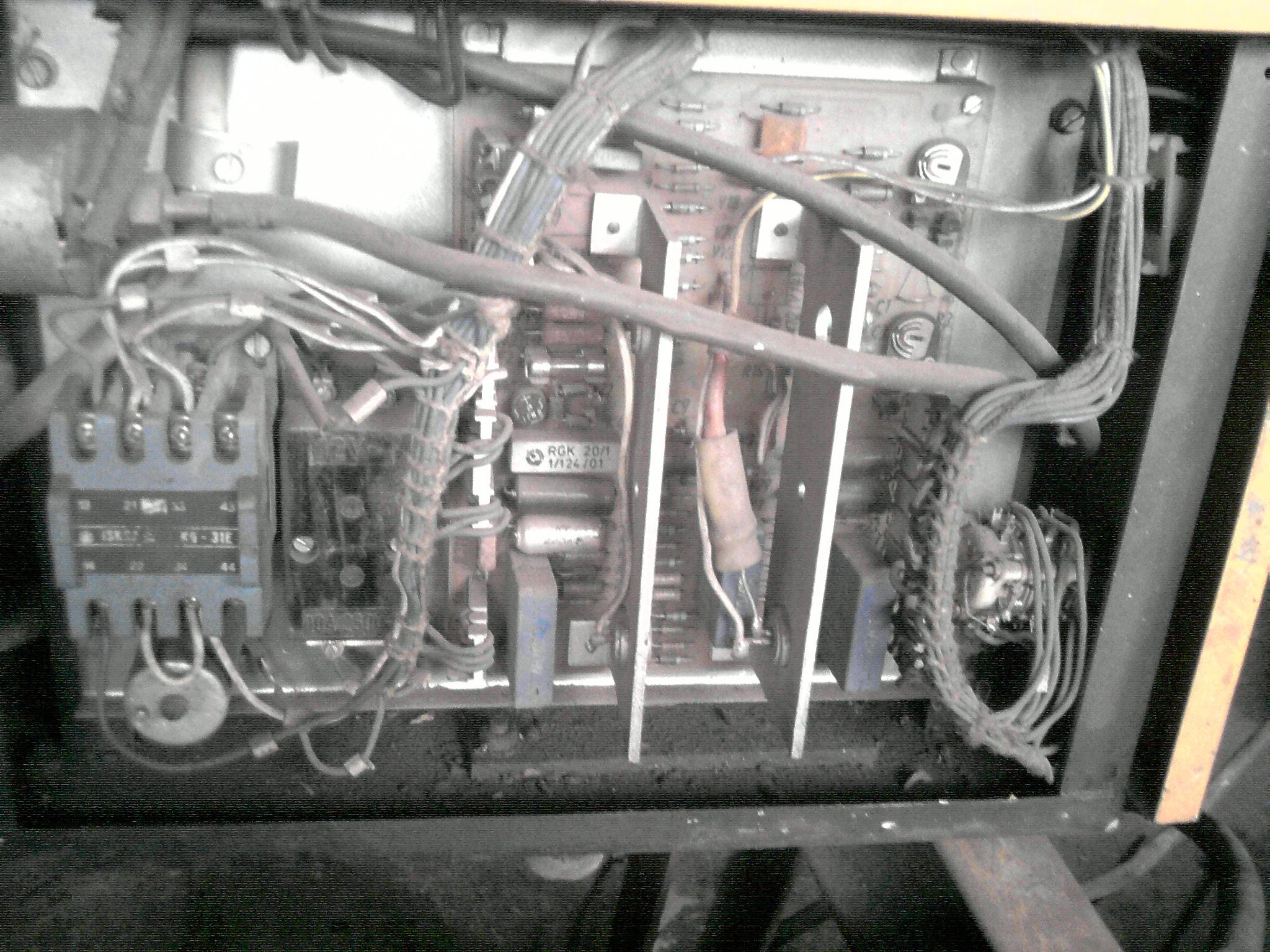 Podajnik DV500 spawarka  - Parametry