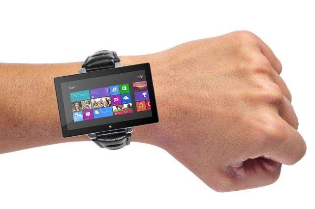 Microsoft podobno pracuje nad w�asnym smartzegarkiem