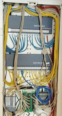Sieć LAN w nowym budynku jednorodzinnym. Jakie kable itp.?