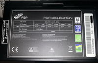 Fortron FSP460-60HCN - Mini test - pomiary