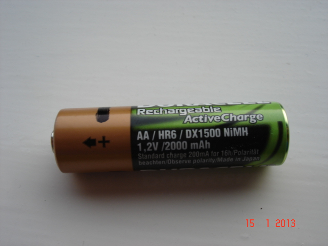 Philips QC 5070 bateria wymiana