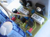 Wzmacniacz monofoniczny MOSFET 100 W
